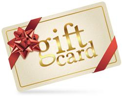 "Gift Cards for ""Spa Dollars"" in Any Amount!"